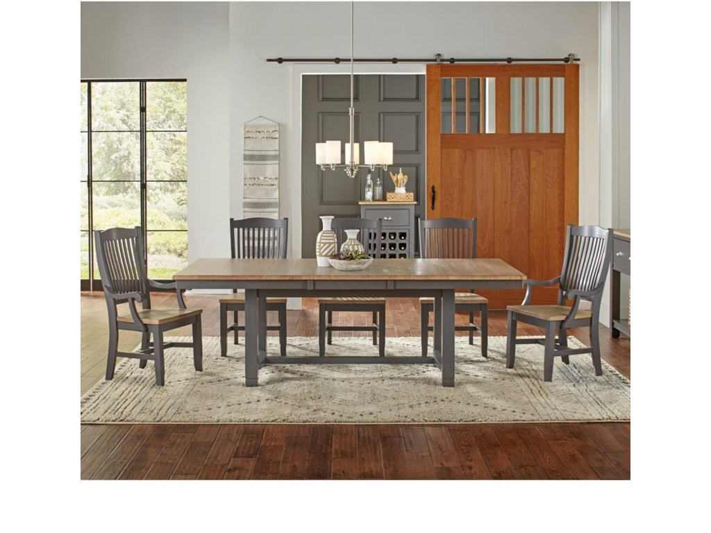 AAmerica Port Townsend6 Pc Table Set
