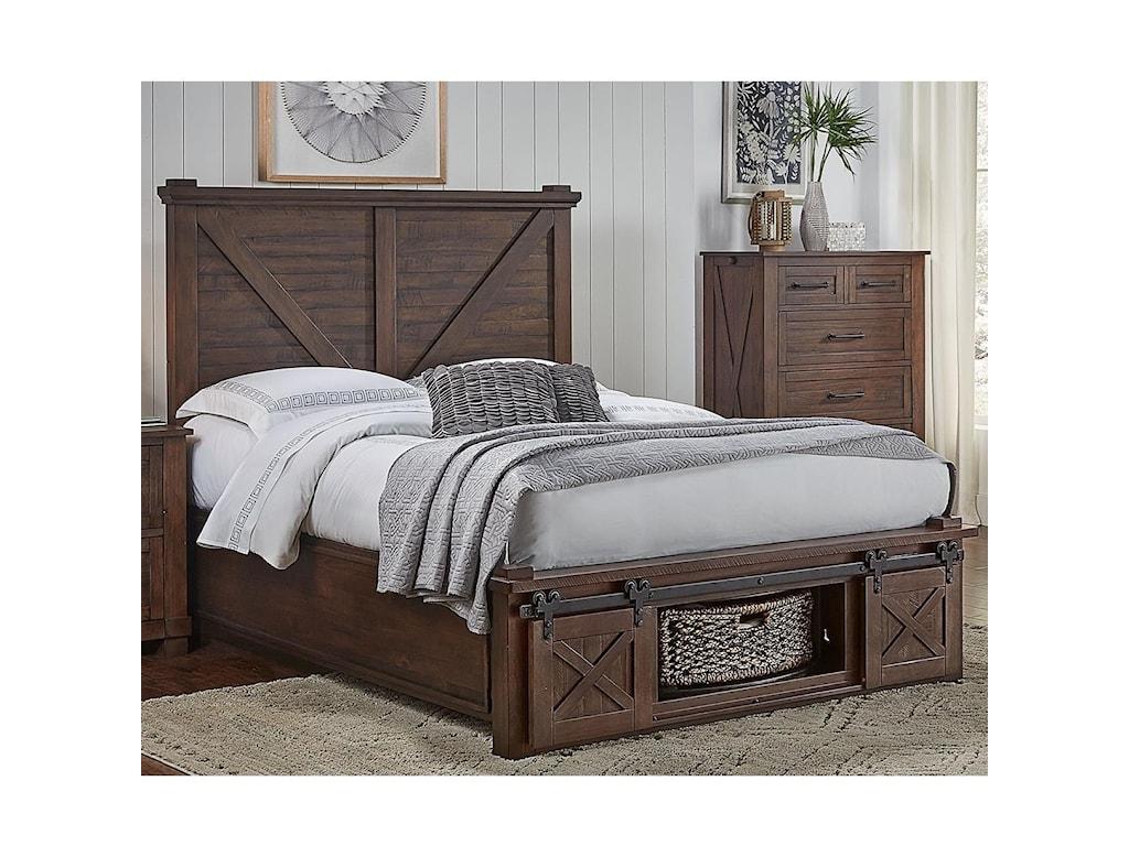 AAmerica Sun ValleyQueen Bed
