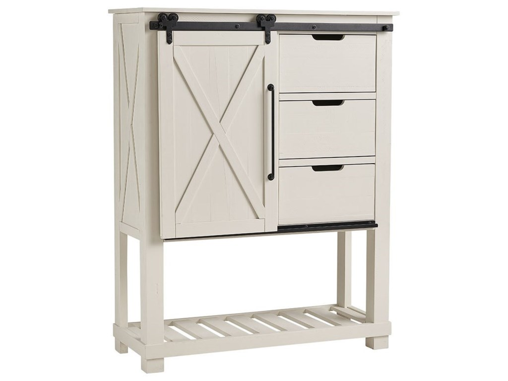 AAmerica Sun Valley SUVBarn Door Chest