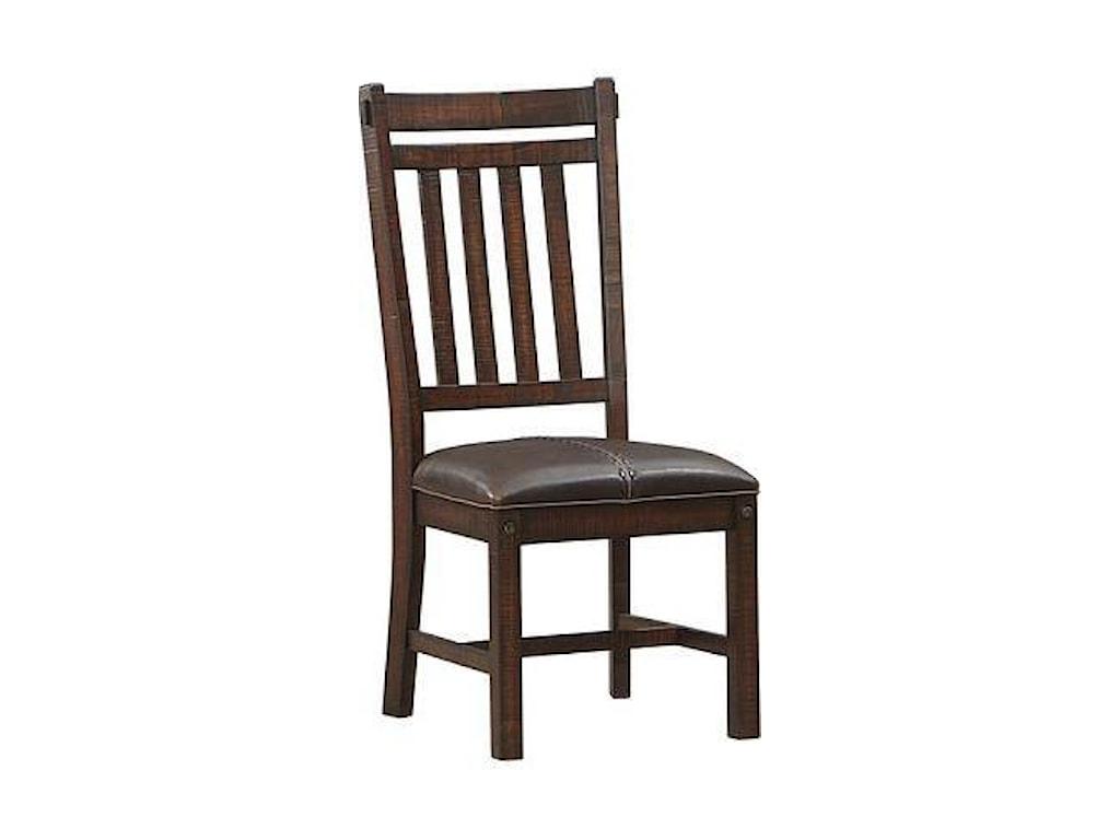 AAmerica SundanceSlatback Side Chair