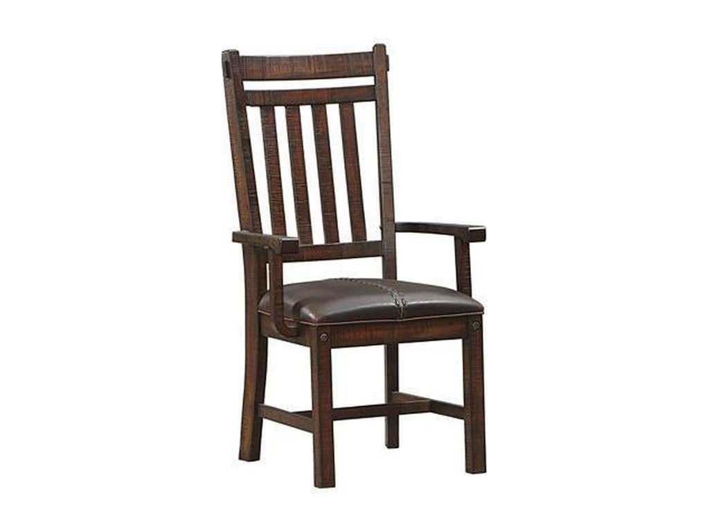 AAmerica SundanceSlatback Arm Chair