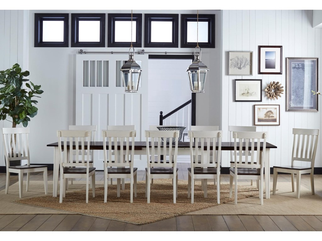 AAmerica Toluca13 Piece Dining Set