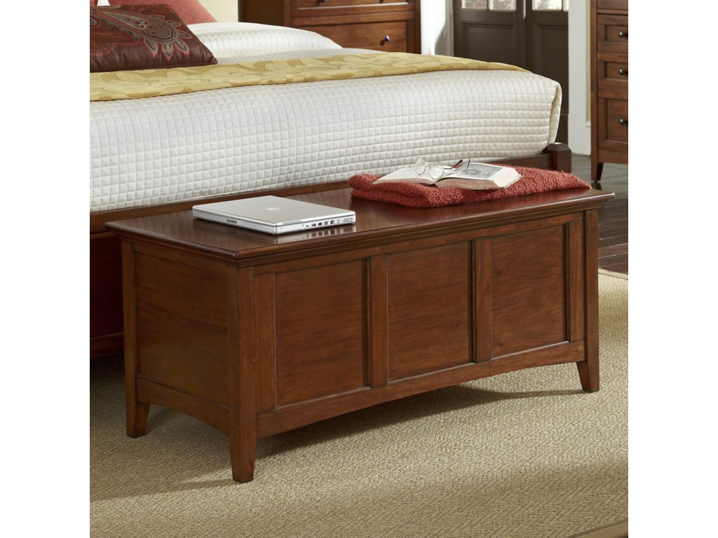 Aamerica Westlake Transitional Cedar Lined Storage Trunk Wayside
