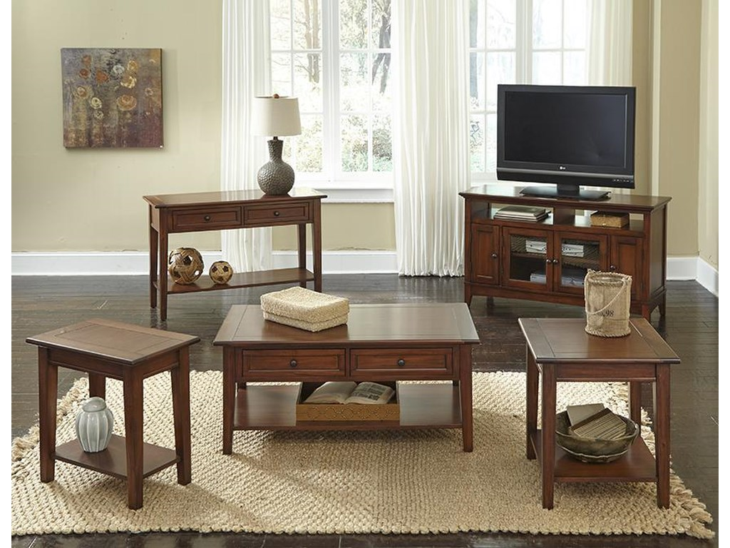 AAmerica WestlakeSofa Table