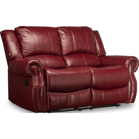Cassia Reclining Loveseat