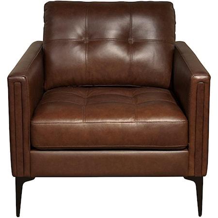 Murphey Leather Chair