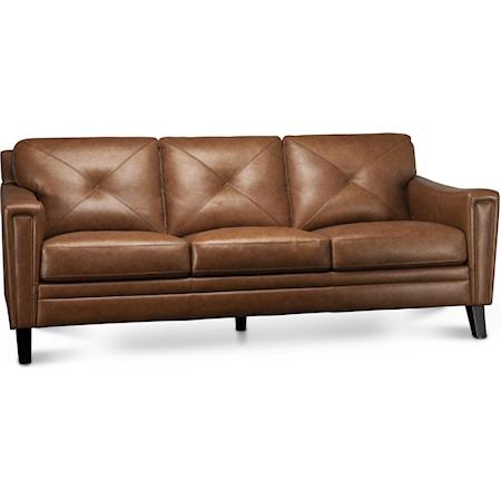 Wren Leather Sofa