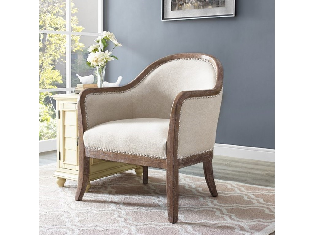 Accentrics Home Accent ChairsAccent Arm Chair