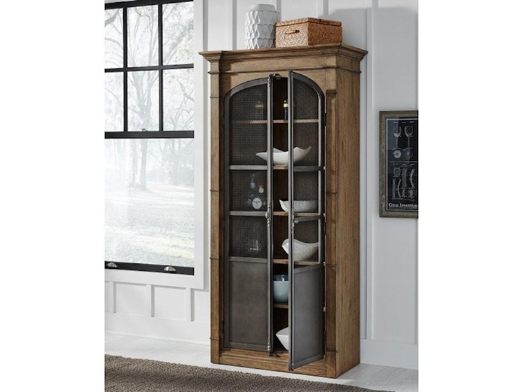 Accentrics Home Modern AuthenticsDisplay Cabinet