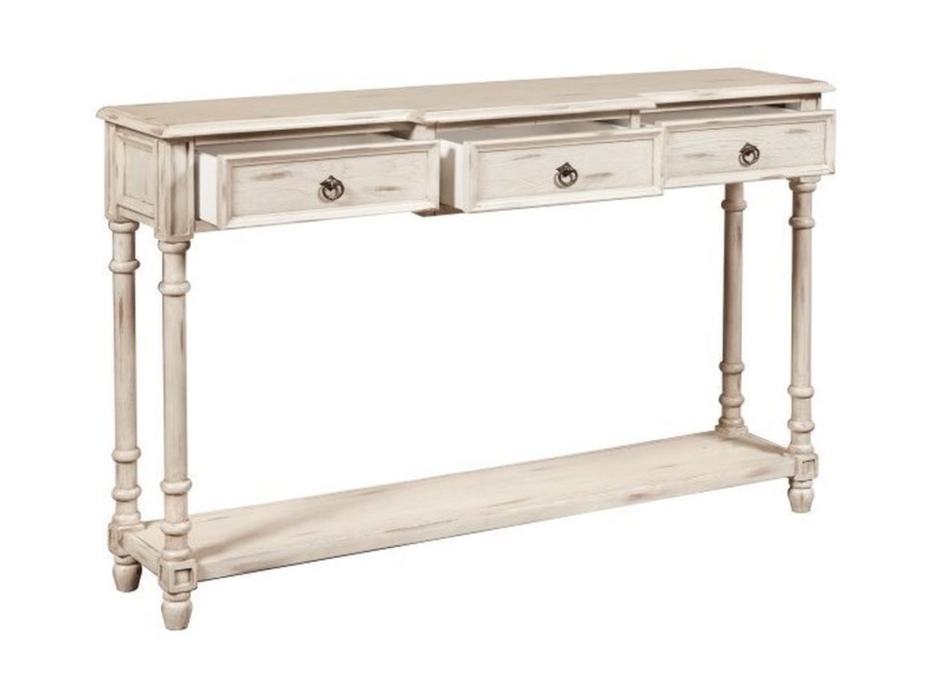 Pulaski Accentrics Home Small SpaceEntryway Console Table