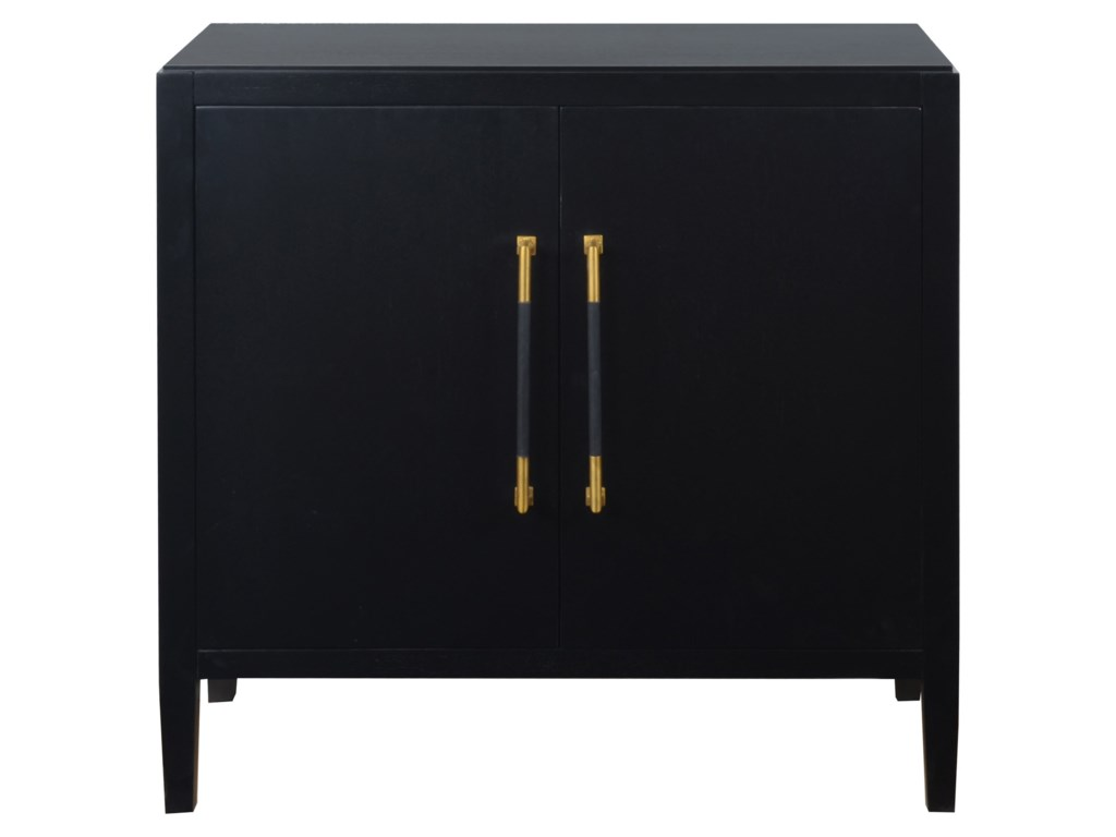Pulaski Accentrics Home Small SpaceBlack Oak Door Chest
