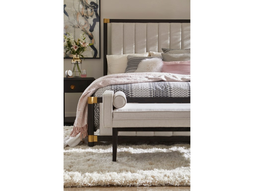 Accentrics Home TruModernBed Bench