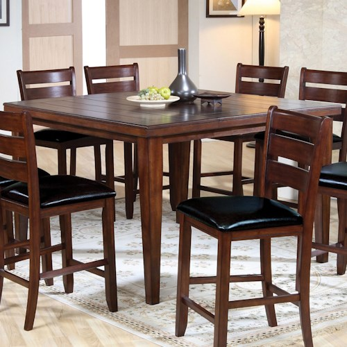 Acme Furniture 00680 Counter Height Leg Table