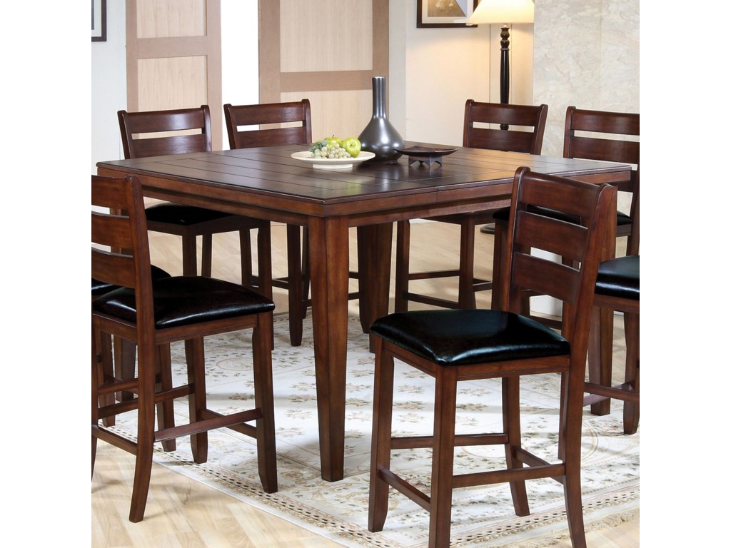 Del Sol AF 00680Counter Height Dining Set