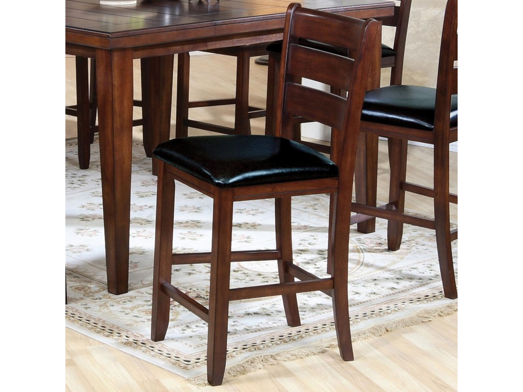 Del Sol AF 00680Counter Height Chair
