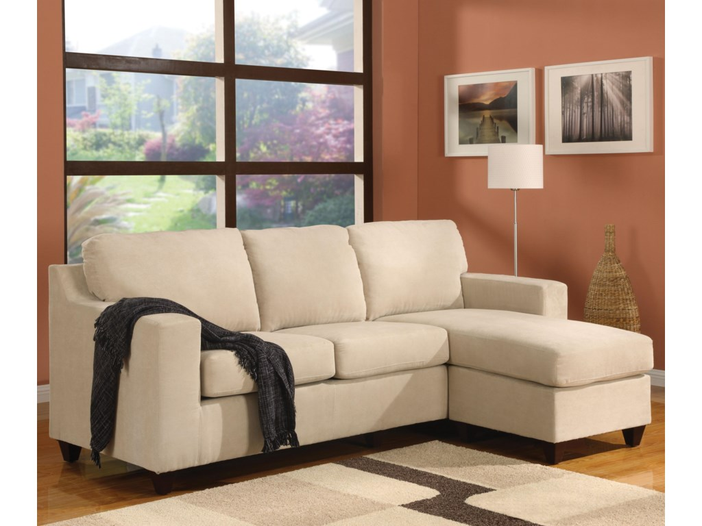Acme Furniture 5913Vogue Reversible Chaise Sectional