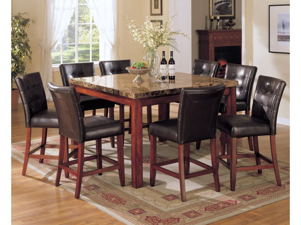 Acme Furniture 7380Bologna Counter Height Table