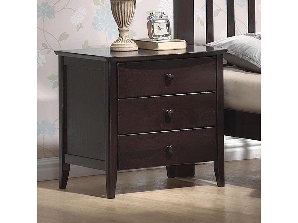 Acme Furniture San MarinoNightstand