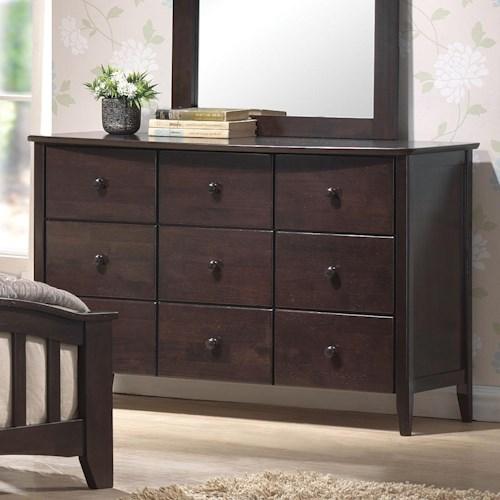 Acme Furniture San Marino Youth Dresser