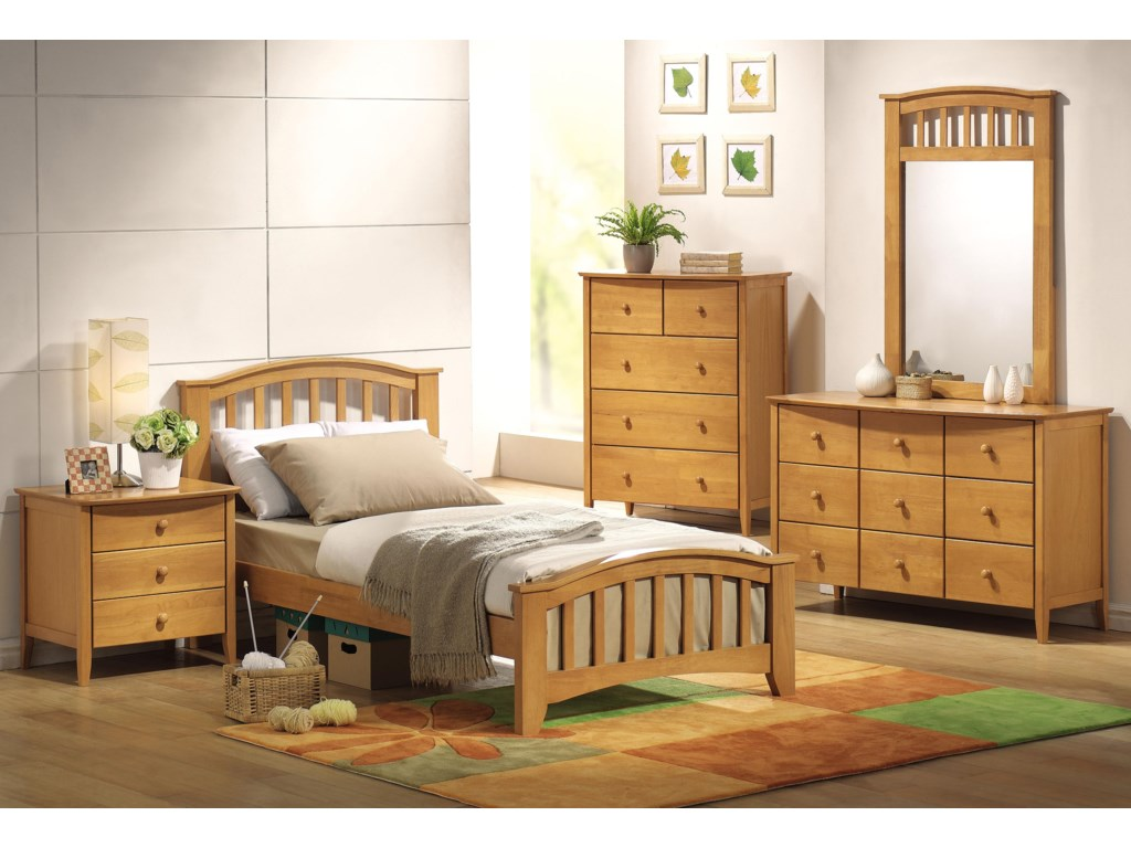 Acme Furniture San MarinoChest of Drawers