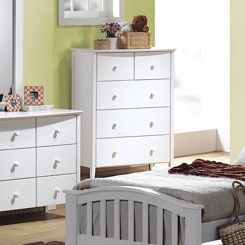 Acme Furniture San Marino 4 Drawer Chest