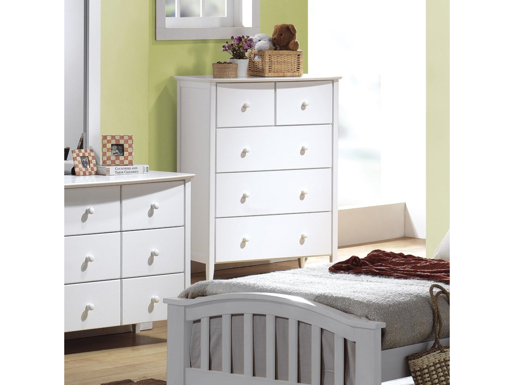 Acme Furniture San MarinoChest of Drawers