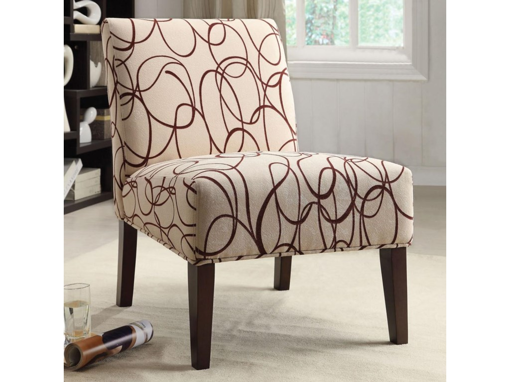 Acme Furniture AberlyAccent Chair