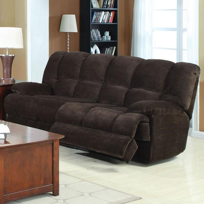 Acme Furniture Ahearn Casual Sofa with Motion