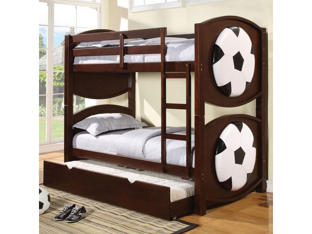 Shown with Under-Bed Trundle Unit