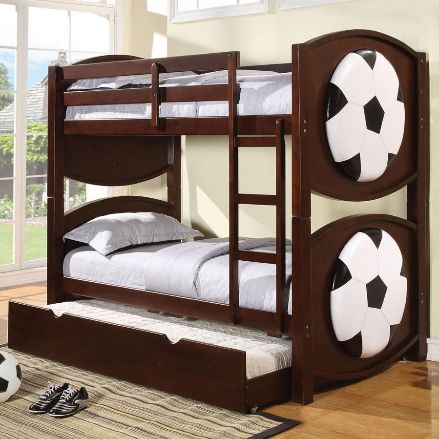 Acme Furniture All StarSoccer Bunkbed Décor