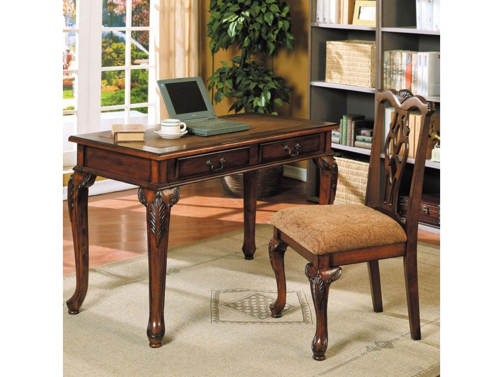 Acme Furniture AristocratWriting Desk with Chair