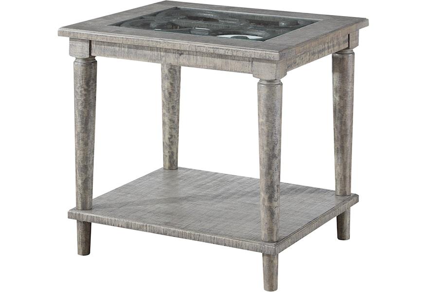 Acme Furniture Artesia End Table A1 Furniture Mattress End Tables