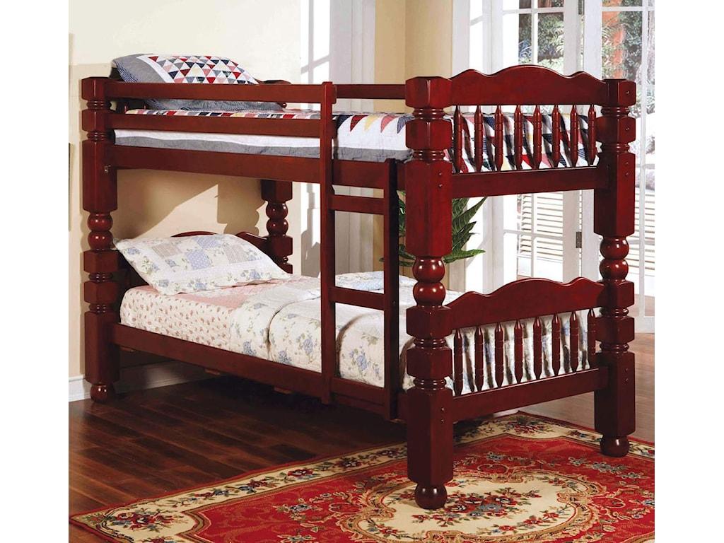 Acme Furniture BenjiTwin Bunkbed