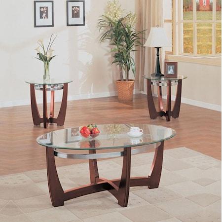 3-Piece C/E Table Set