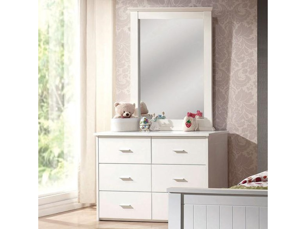Acme Furniture BungalowMirror
