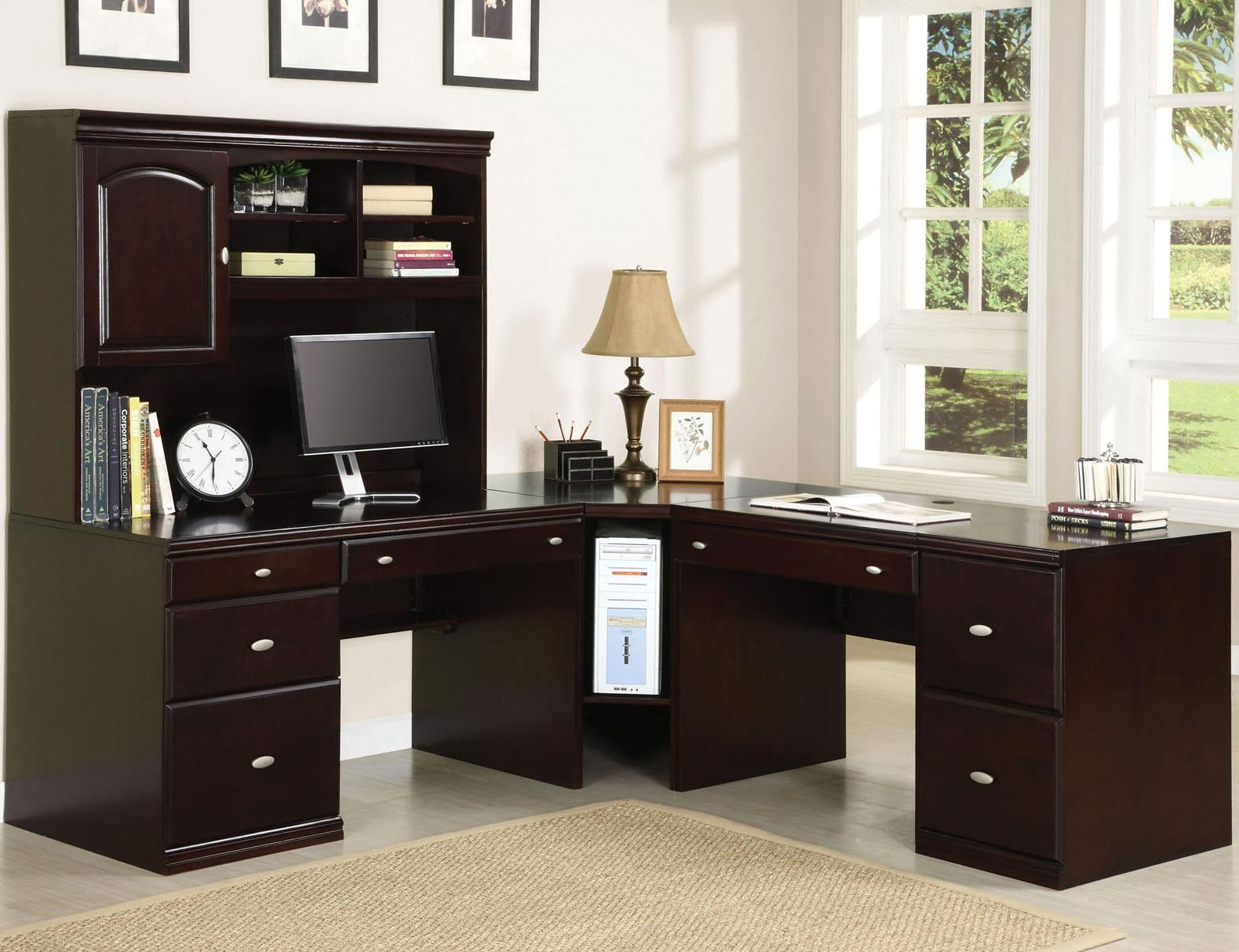Nice Acme Furniture Cape Corner Desk W/ Hutch