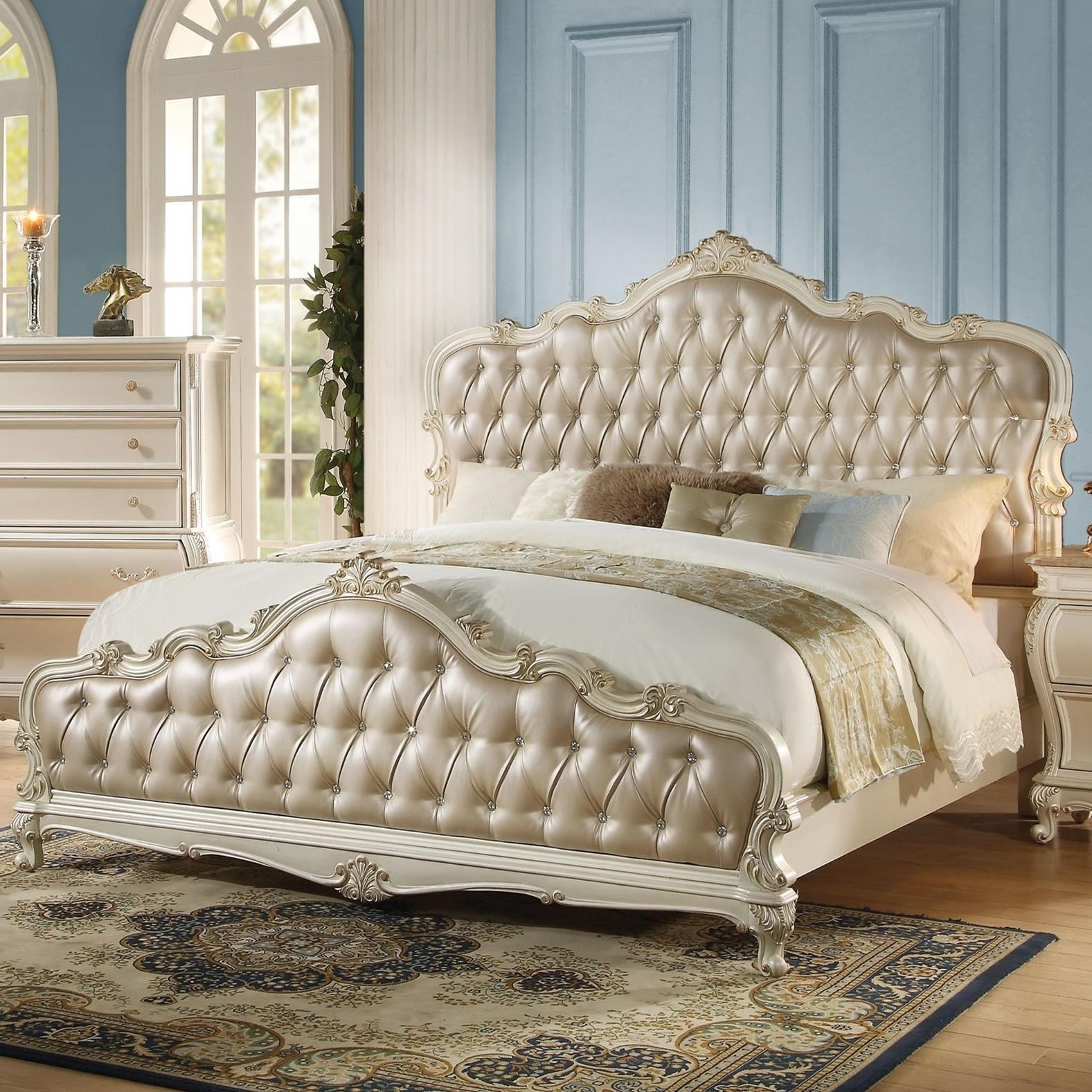 Acme Furniture ChantelleQueen Bed