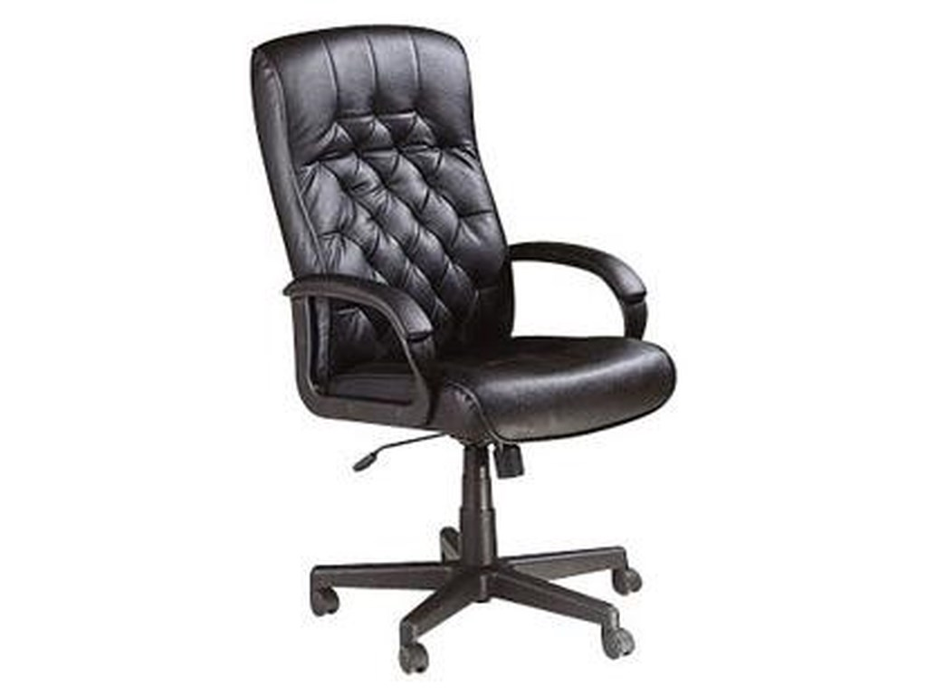 Acme Furniture CharlesSplit Leather Executive Chair