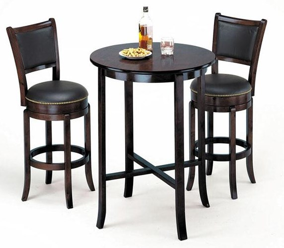 Shown with Pub Table