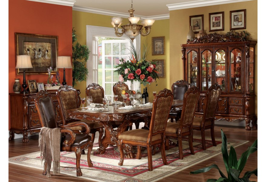 Acme Furniture Dresden China Cabinet Dream Home Interiors China Cabinets