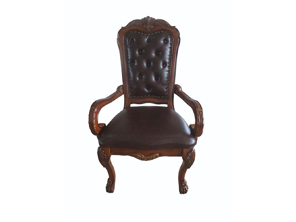 Acme Furniture DresdenOffice Arm Chair