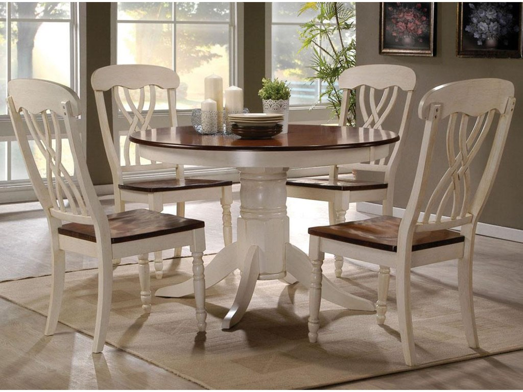 Dylan 5 Pc Table and Chair Set