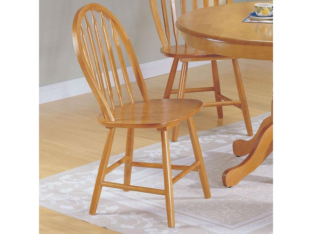 Acme Furniture Farmhousearrowback Windsor Chair