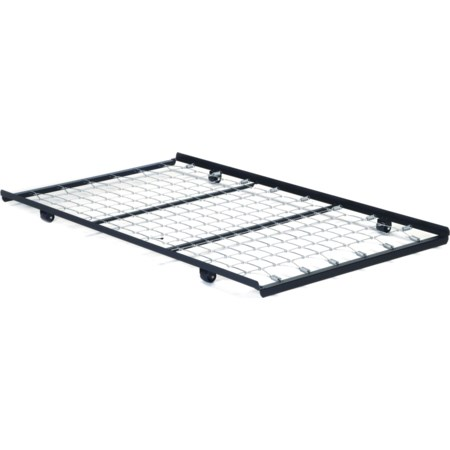 Twin Roll-Out Trundle Bed Frame