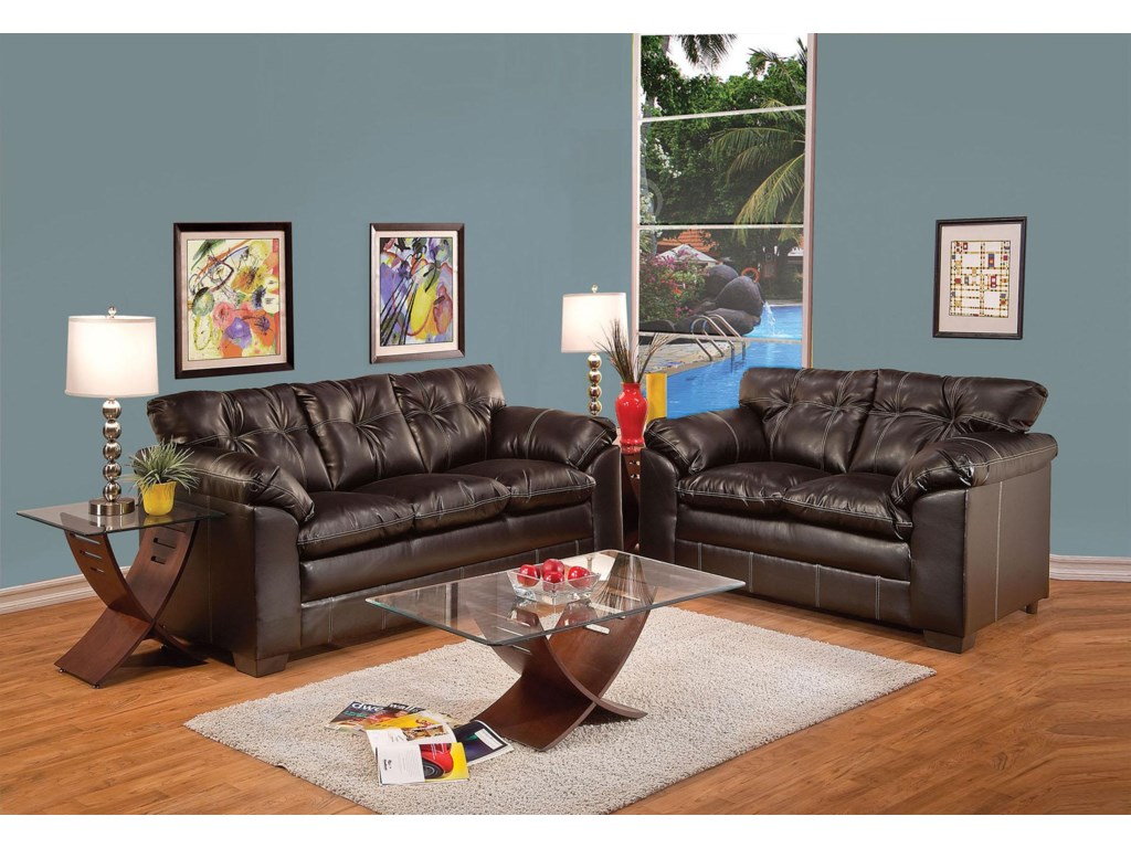 Shown with Loveseat