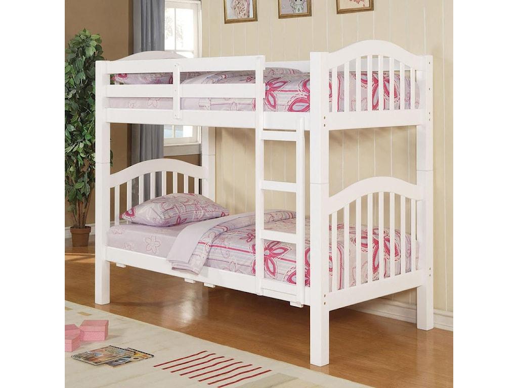 Acme Furniture Heartland Bunkbed Dream Home Furniture Bunk Bed