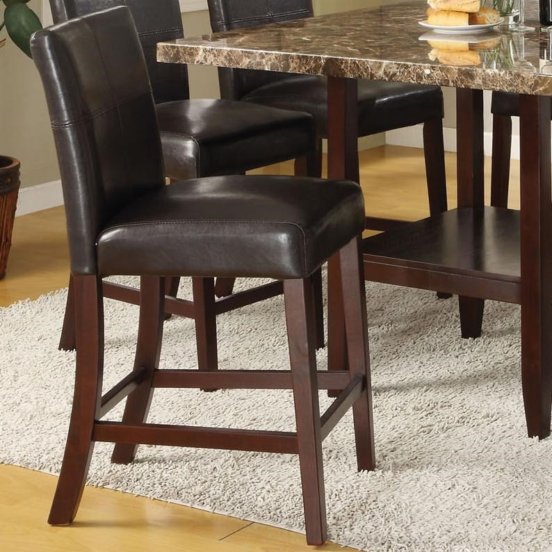 ... Six Counter Height Chairs Included In Set