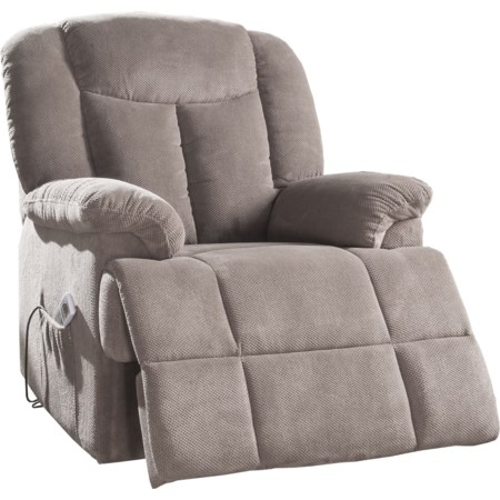 Recliner w/Power Lift & Massage