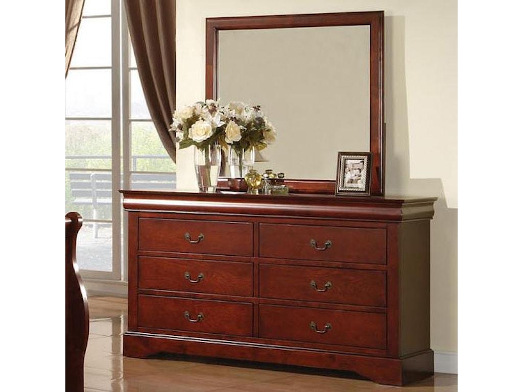 Acme Furniture Louis Philippe IIIDresser