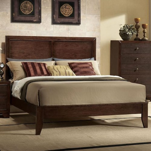 Acme Furniture Madison King Low Profile Bed